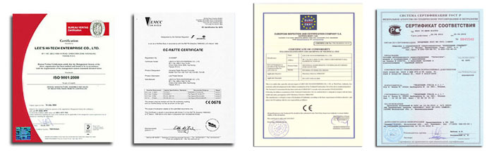 radiocomandi industriali certificati