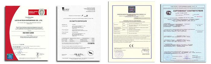 certificati