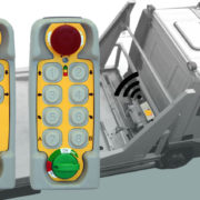 radiocomando veicoli industriali