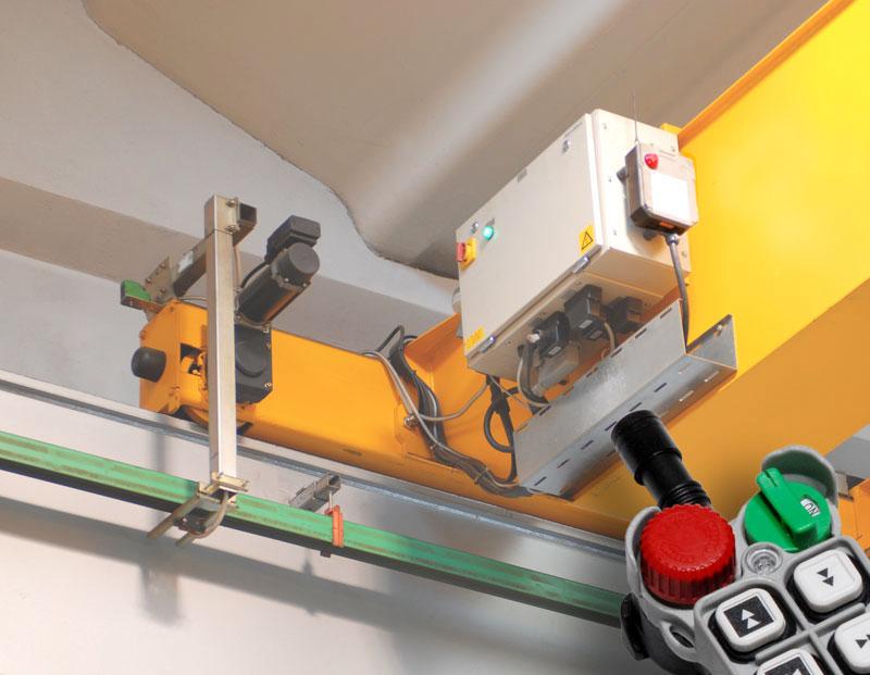 Overhead Crane Remote Controls
