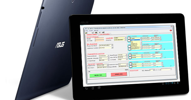 tablet telecrane
